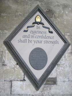 The Association's Plaque